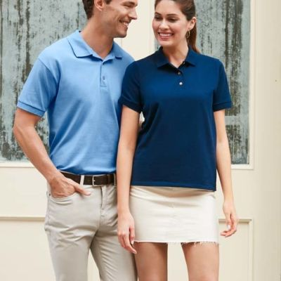 Ultra Cotton Polo Pique Thumbnail