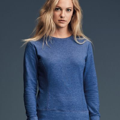 Ladies French Terry Sweatshirt Thumbnail