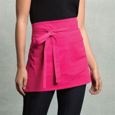 Bar apron short Superwash® 60ºC unisex Thumbnail