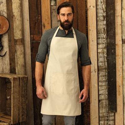 Colours bip apron with pocket Thumbnail