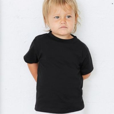 Canvas Toddler Jersey S/Sleeve Tee Thumbnail