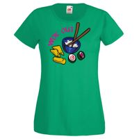 Fruit of the Loom Lady-fit valueweight tee F288N Thumbnail