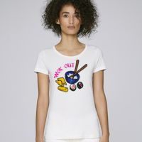 Loves Round neck tee-shirt Thumbnail