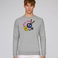 RISE THE ESSENTIAL UNISEX CREW NECK SWEATSHIRT Thumbnail